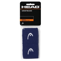 Напульсник Head Wristband 2.5 x2 285075 Dark Blue