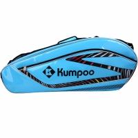 Чехол 4-6 ракеток Kumpoo KB-965 Blue