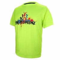 Футболка Kumpoo T-shirt M KW-9011 Yellow