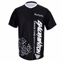 Футболка Kumpoo T-shirt W KW-9210 Black