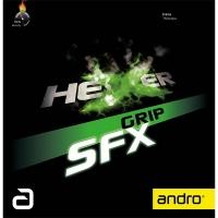 Накладка для настольного тенниса ANDRO Hexer Grip SFX