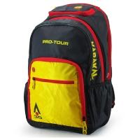 Рюкзак Karakal Pro Tour 30 KZ97904 Black/Yellow