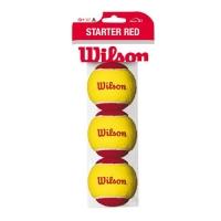 Мячи для большого тенниса Wilson Red Starter 3b Box x72 WRT137001