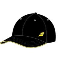 Кепка Babolat Basic Logo 5US18221 Black/Yellow