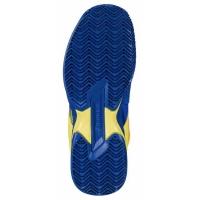 Кроссовки Babolat Junior Propulse Clay 33S19750 Blue/Yellow