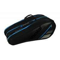 Чехол 10-12 ракеток Babolat Team Line 751155 Black/Blue