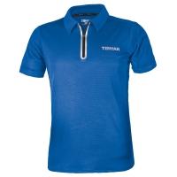 Поло Tibhar Polo Shirt M Globe Cyan