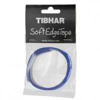 Торцевая лента Tibhar Soft Edge Tape 0.34m/10mm x1 Blue