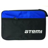Чехол для ракеток Single ATEMI Cover ATC107 Black/Blue