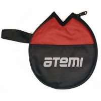 Чехол для ракеток Racket Form ATEMI Cover 1/2 ATC100 Black/Red