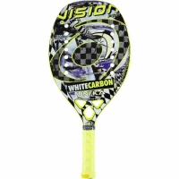 Ракетка для пляжного тенниса Vision White Carbon UNI.KA 2019