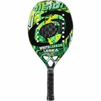 Ракетка для пляжного тенниса Vision White Carbon UNI.KA 2018