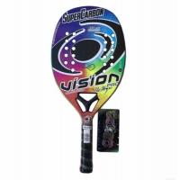 Ракетка для пляжного тенниса Vision Super Carbon 2019