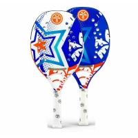 Ракетка для пляжного тенниса Turquoise Titan 4.1 2019 Blue