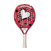 Ракетка для пляжного тенниса Turquoise Junior Glam 2018