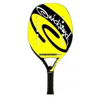 Ракетка для пляжного тенниса Quicksand Q1 Nero/Gialla 2019
