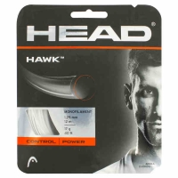Струна для тенниса Head 12m HAWK 281103 White