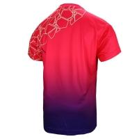 Футболка Kumpoo T-shirt W KW-9204 Red/Purple