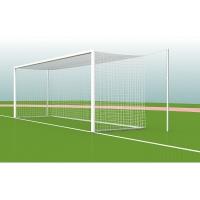 Ворота футбольные FIFA 7.32x2.44m x2 ATLET IMP-A427