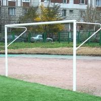Ворота футбольные юниорские стационарные 5x2m x2 ATLET IMP-A162