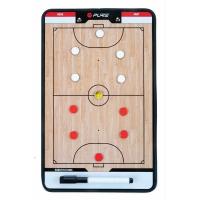Тактическая доска для мини футбола Coachboard Futsal P2I100650 PURE2IMPROVE
