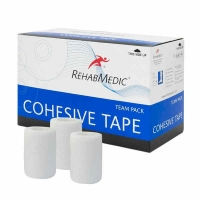 Тейп REHABMEDIC Cohesive Tape 75x4600mm x20 RMV0213WH White