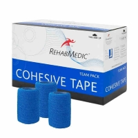 Тейп REHABMEDIC Cohesive Tape 75x4600mm x20 RMV0213BL Blue