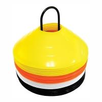 Конус тренировочный Agility Cones 5cm x20 SAQ-HSC01-02 SKLZ