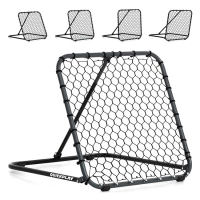 Футбольный тренажер стенка Pro Rebounder 0.9x0.9m Quickplay PR3X3BG