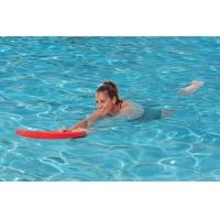 Доска для плавания Kickboard P2I220010 PURE2IMPROVE Red