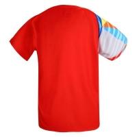 Футболка Kumpoo T-shirt JU KW-9312J Red