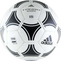 Мяч для футбола Adidas Tango Rosario 656927 White/Black