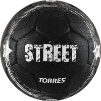 Мяч для футбола TORRES Street F00225 Black/White