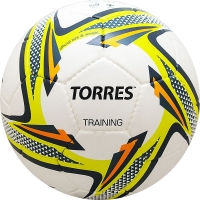 Мяч для футбола TORRES Training F3185 White/Green