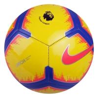 Мяч для футбола Nike Pitch PL SC3597-710 Yellow/Blue