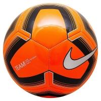 Мяч для футбола Nike Pitch Training SC3893-803 Black/Orange