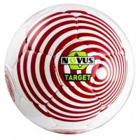 Мяч для футбола Novus TARGET White/Red