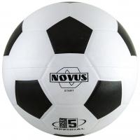 Мяч для футбола Novus START White/Black