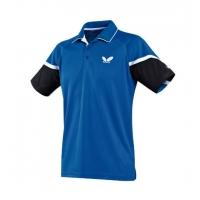 Поло Butterfly Polo Shirt M Xero Blue