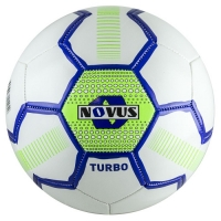 Мяч для футбола Novus TURBO 00-00002287 White/Blue