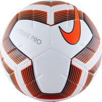 Мяч для футбола Nike Strike Pro Team SC3539-101 White/Orange