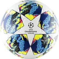 Мяч для футбола Adidas Finale 19 Competition DY2562 White/Blue