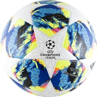 Мяч для футбола Adidas Finale 19 Top Training DY2551 White/Yellow