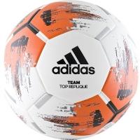 Мяч для футбола Adidas Team Top Replique CZ2234 White/Orange