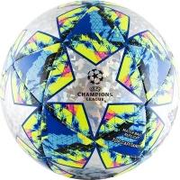 Мяч для футбола Adidas Finale 19 Top Capitano DY2564 Gray/Blue