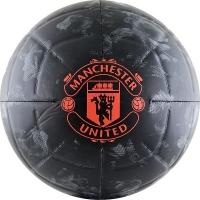 Мяч для футбола Adidas Capitano MUFC DY2527 Black/Orange