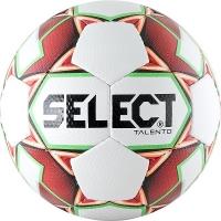 Мяч для футбола SELECT Talento 811008-103 White/Red
