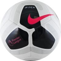 Мяч для футбола Nike Pitch PL SC3569-100 White/Black
