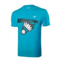 Футболка Victor T-shirt U T-80026/M Blue