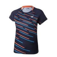 Футболка Victor T-shirt W T-81010/B Dark Blue